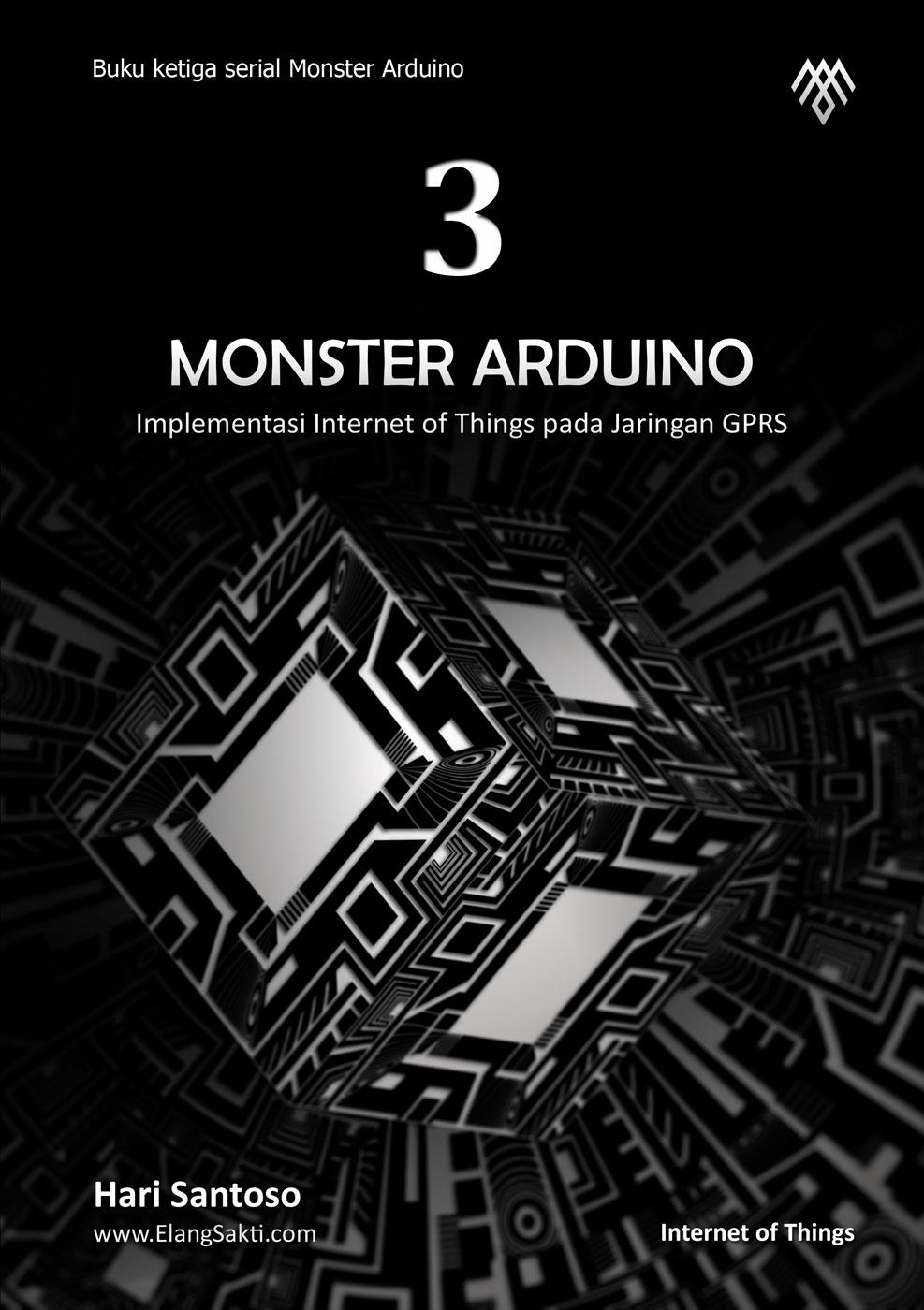 ebook buku monster arduino 3 internet of things gsm gprs mqtt